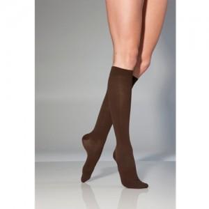 Sigvaris Womens Cotton Knee High Medical Stockings 20-30 mmHg