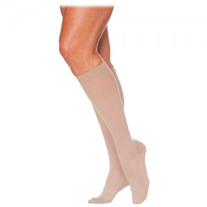 Sigvaris EverSheer Womens Knee High Compression Hose 30-40 mmHg