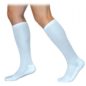 Sigvaris Mens Cushioned Cotton Compression Socks 20-30mmHg