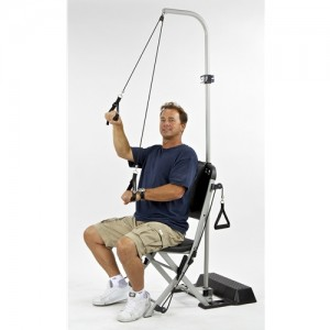 Freedom Flex Shoulder Stretcher for Resistance Chair