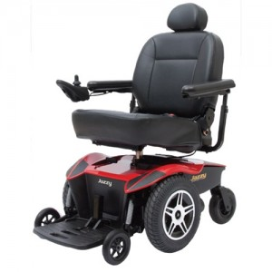 Pride Jazzy Select HD Heavy Duty Power Chair