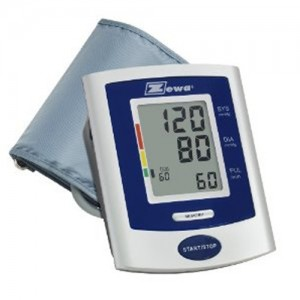 Zewa Large Display Blood Pressure Monitor