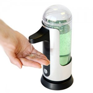 iTouchless Automatic Soap Dispenser