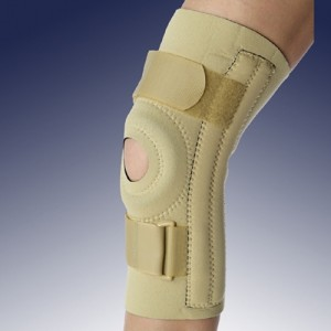 Banyan Open Patella Neoprene Knee Support