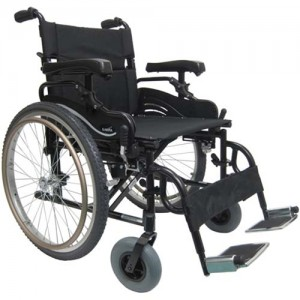 Karman Healthcare Lightweight Bariatric Wheelchair
