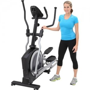 Exerpeutic Heavy Duty Pro Long Stride Magnetic Elliptical