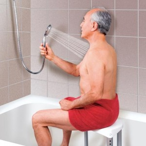 Carex Ultimate Handheld Shower Massager