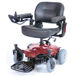 ActiveCare Drive Cobalt Travel Power Wheelchair