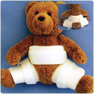 Tiburon Medical Child  Hip  Abduction  Brace