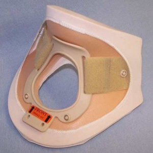 Tiburon Medical Cover  for  Foam  Trach Cervical Collar
