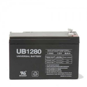 UPG UB1280 8Ah Sealed Lead Acid Batteries