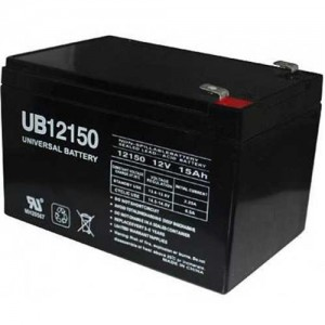 Universal Power Group UB12150 12V 15Ah Scooter Battery
