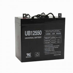 UPG 12V 55Ah SLA Group 22NF Battery UB12550