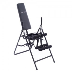 Health Mark Core Inversion Chair - Black