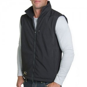 City Collection Soft Shell Heated Vest