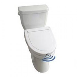 iTouchless Automatic Sensor Touchless Toilet Seat