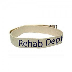 Rehab Department Labelled Gait Belts