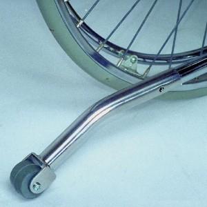 Alimed Rear Anti-Tipper Rollers