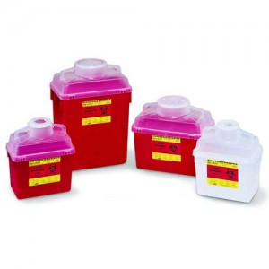 BECTON DICKINSON & CO Multi-Use Nestable Sharps Containers
