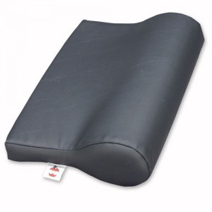 AB Contour Pillow with Vinyl Cover