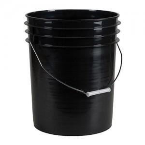 Foster  5 Gallon Pail C.I. MASTIC  Black Trowel Grade Mastic