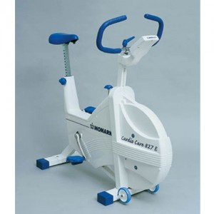 Monark 827E Cardio Care Fitness Exercise Bike