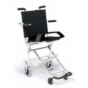 Nissin Folding Lightweight Travel Wheelchair