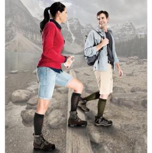 Sigvaris Merino Outdoor 20-30mmHg Knee High Compression Socks