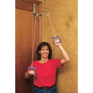 Door Pulley Exerciser