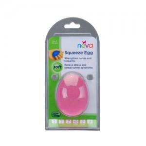 Nova Exercise Squeeze Egg