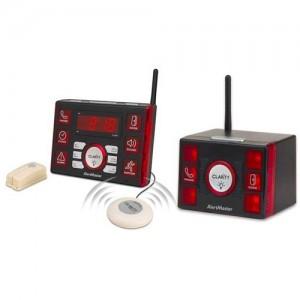 Clarity Alertmaster AL10 Doorbell Clock and Phone Notification System