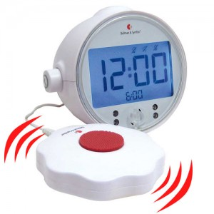 Alarm Clock Pro Vibrating Alarm Clock from Bellman & Symfon