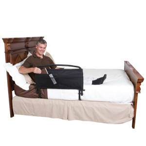 Standers 30 Inch Safety Bed Rail And Padded Pouch