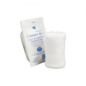"ReliaMed Sterile Gauze Bandage Roll 4-1/2"" x 4.1 yds. 6 Ply"