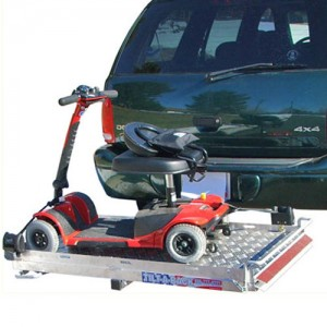 Tilt-a-Rack Scooter/ Power Chair Carrier - 500ARV