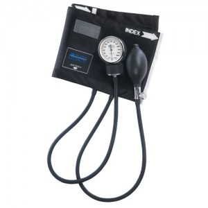 MABIS LEGACY Latex Free Aneroid Sphygmomanometer