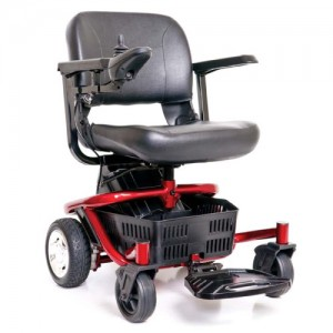 Golden Technologies Literider Powerchair