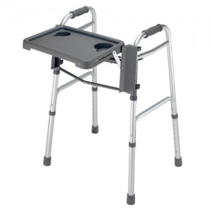 DMI Fold-Away Walker Tray