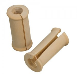 DMI Split-Style Hand Grips for Crutches