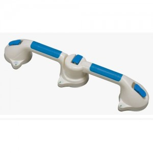DMI Suction Cup Dual Grip Grab Bar