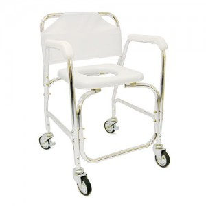 DMI Shower Transport Chair