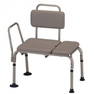 Nova Padded Bathtub Transfer Bench