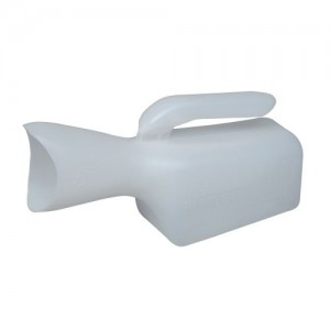 HEALTHSMART Female Urinal without Cover