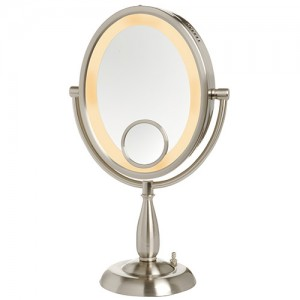 Jerdon Products Lighted Makeup Mirrors Amp Wall Mount Mirrors