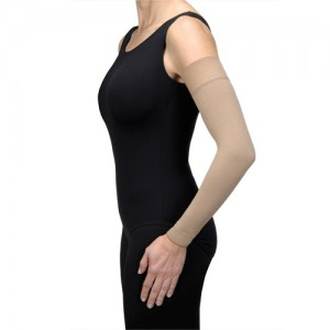 Jobst Bella Strong 15-20mm Long Armsleeve w/Silicone Band