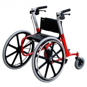 Walk'n'Chair Walker/Wheelchair Combo