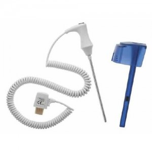 Welch Allyn Oral Temperature Probe and Well Assembly for SureTemp Plus 690/692 Electronic Thermometers