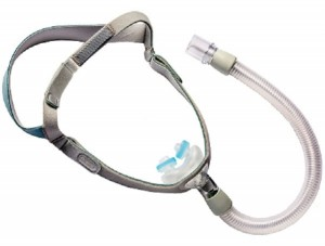 Respironics Nuance Gel Nasal Mask and Headgear