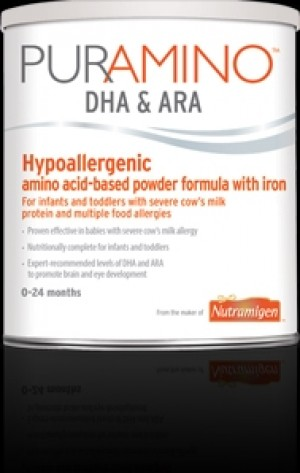 Mead Johnson PurAmino Hypoallergenic Formula with Iron