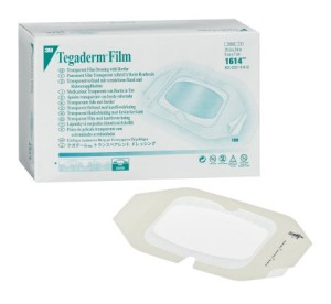 Tegaderm Frame Style Transparent Film Dressings by 3M